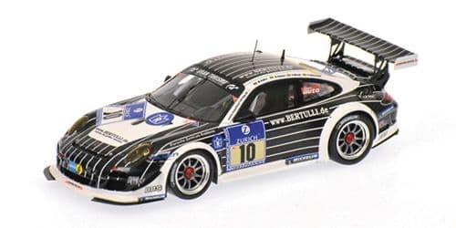 MINICHAMPS 437 116110 - Porsche 911 GT3R -Kohler 24Nur11- Ma